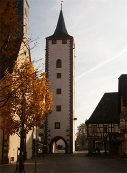 Oberes Tor in Karlstadt am Main