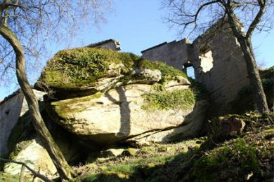 Außenbereich Nordburg Lichtenstein