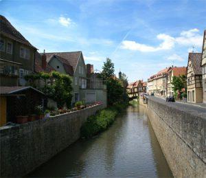 Breitbach; Straße in Richtung Malerwinkel