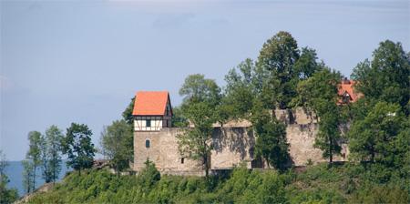 Außenansicht Burg Königsberg